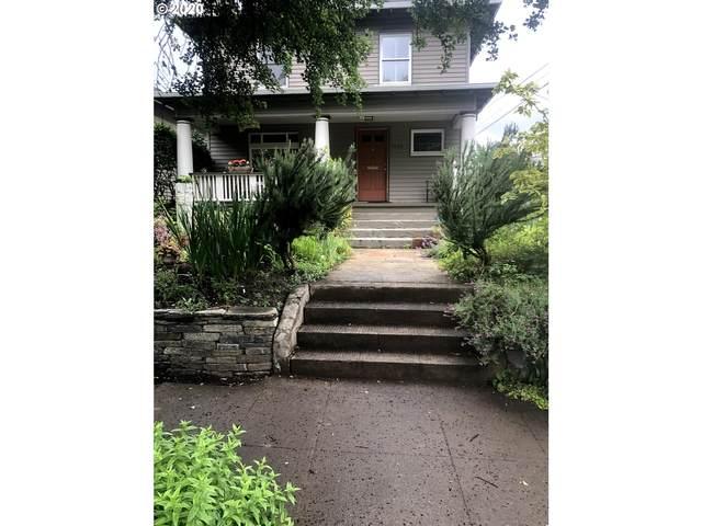 4705 NE 11th Ave, Portland, OR 97211 (MLS #20500280) :: Fox Real Estate Group