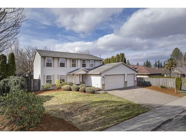 16550 SW Waterleaf St, Beaverton, OR 97006 (MLS #20500482) :: Coho Realty