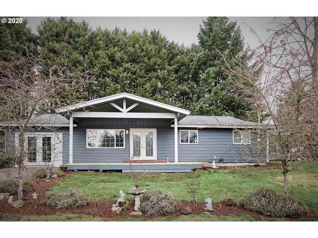24480 S Beavercreek Rd, Beavercreek, OR 97004 (MLS #20500533) :: McKillion Real Estate Group