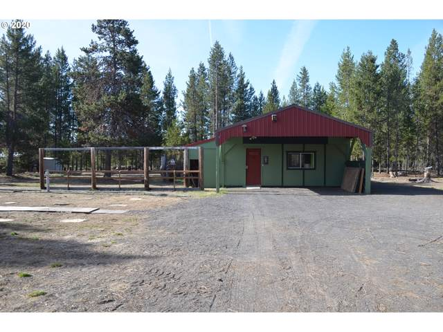 372 Riddle Rd, Crescent, OR 97733 (MLS #20500562) :: Townsend Jarvis Group Real Estate