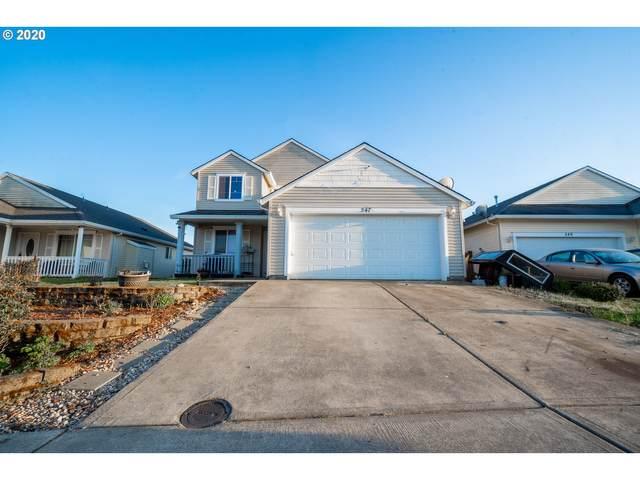 547 NW Blair Loop, Sheridan, OR 97378 (MLS #20500869) :: Next Home Realty Connection