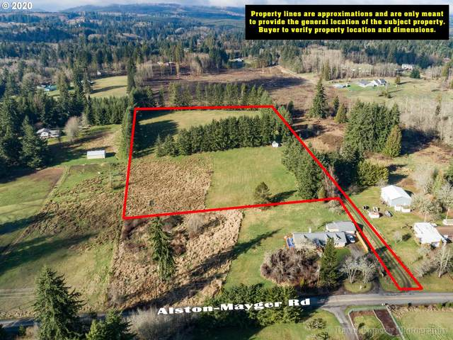 Alston Mayger Rd, Rainier, OR 97048 (MLS #20501129) :: Next Home Realty Connection