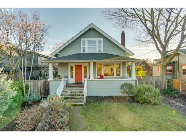 5612 NE 31ST Ave, Portland, OR 97211 (MLS #20501144) :: Next Home Realty Connection