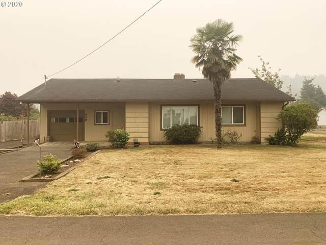 458 SE Moffitt Rd, Waldport, OR 97394 (MLS #20501614) :: Fox Real Estate Group