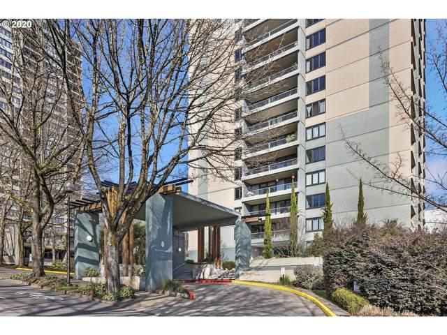 111 SW Harrison St 23B, Portland, OR 97201 (MLS #20501771) :: McKillion Real Estate Group