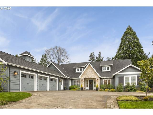 931 Atwater Rd, Lake Oswego, OR 97034 (MLS #20501859) :: Premiere Property Group LLC
