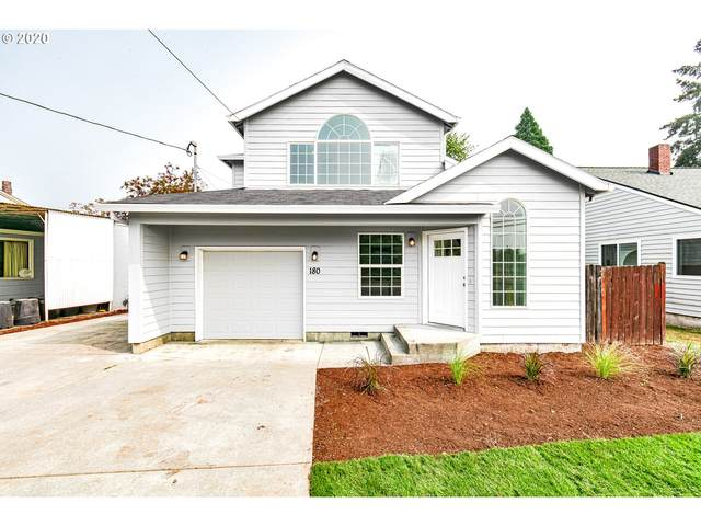 180 N Vernonia Rd, St. Helens, OR 97051 (MLS #20501891) :: Townsend Jarvis Group Real Estate