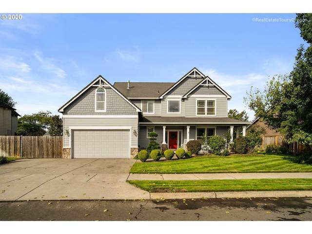 1321 N Grant St, Canby, OR 97013 (MLS #20502639) :: Townsend Jarvis Group Real Estate