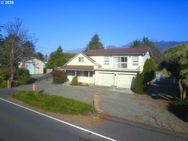 15499 Oceanview Dr, Brookings, OR 97415 (MLS #20502721) :: Premiere Property Group LLC