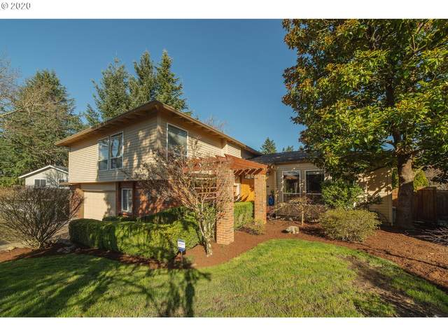 3164 NW Telshire Ter, Beaverton, OR 97006 (MLS #20502730) :: Next Home Realty Connection