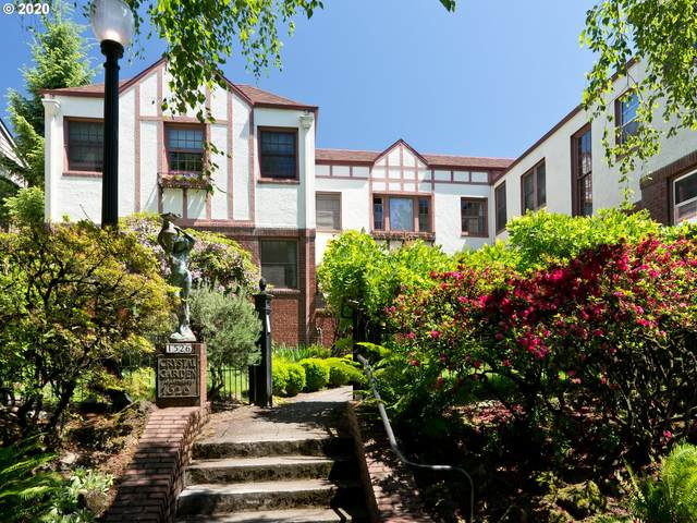 1526 NE 24TH Ave #107, Portland, OR 97232 (MLS #20502946) :: The Liu Group