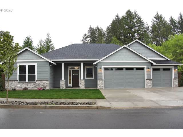 1712 SE 43RD Way, Brush Prairie, WA 98606 (MLS #20503080) :: Next Home Realty Connection