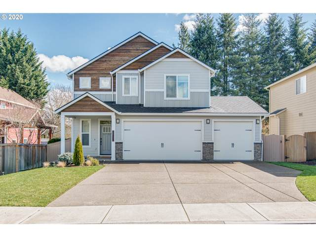 11309 NW 2ND Ct, Vancouver, WA 98685 (MLS #20503161) :: Gustavo Group