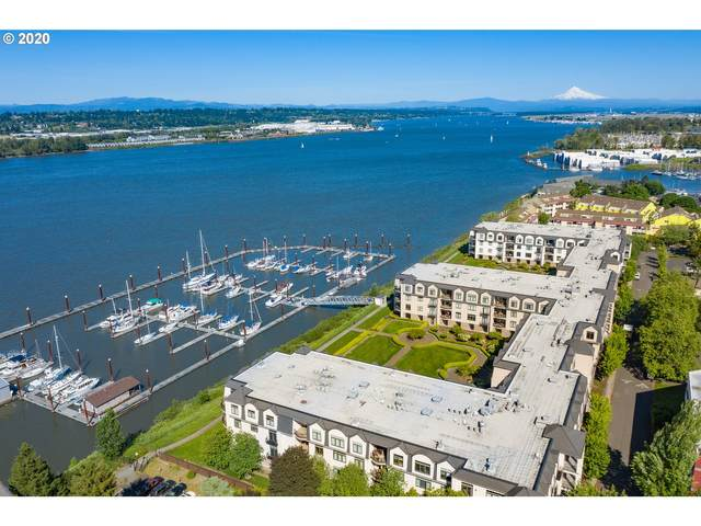 707 N Hayden Island Dr #326, Portland, OR 97217 (MLS #20503391) :: Next Home Realty Connection