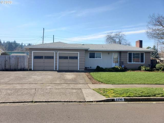 2290 Fillmore St, Eugene, OR 97405 (MLS #20503438) :: Brantley Christianson Real Estate