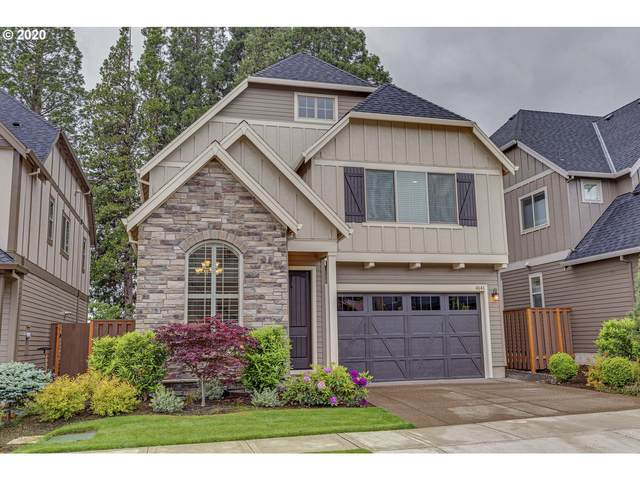 4141 NW Ashbrook Dr, Portland, OR 97229 (MLS #20503468) :: Gustavo Group