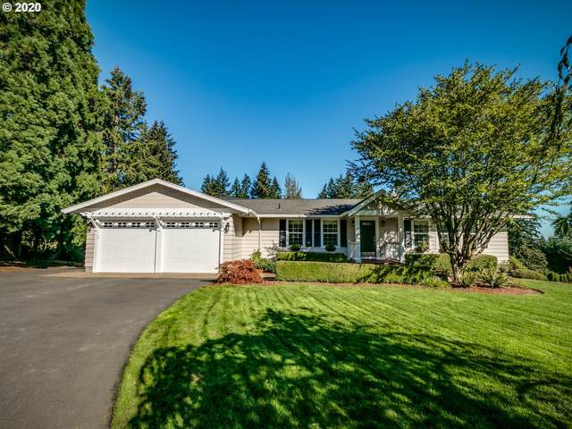 735 SW Schaeffer Rd, West Linn, OR 97068 (MLS #20503489) :: Lux Properties