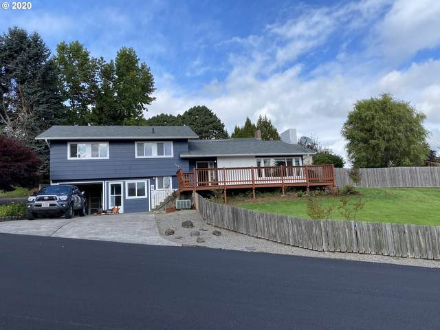 560 Howard Dr, Clatskanie, OR 97016 (MLS #20503901) :: Townsend Jarvis Group Real Estate
