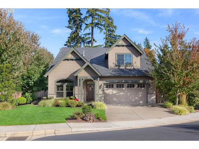 5185 Woodcrest Ln, Lake Oswego, OR 97035 (MLS #20504239) :: Lux Properties
