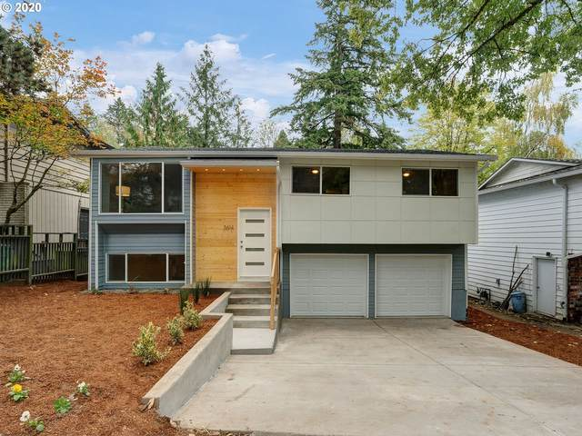 3614 SW Nevada St, Portland, OR 97219 (MLS #20504620) :: Lux Properties