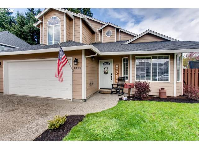 1326 SE 10TH Ave, Canby, OR 97013 (MLS #20504693) :: Fox Real Estate Group