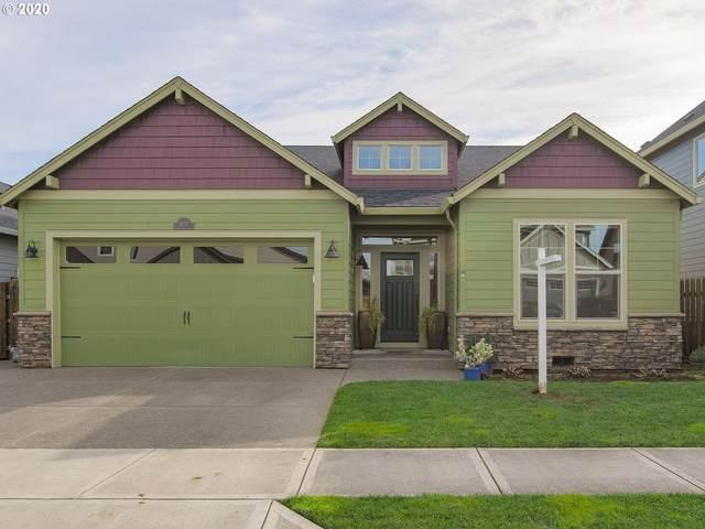 10715 NE 144th Ave, Vancouver, WA 98682 (MLS #20504733) :: Premiere Property Group LLC