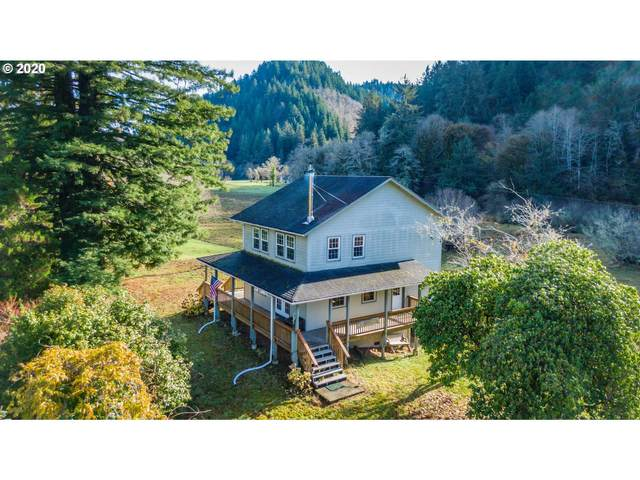 9331 Bernhardt Creek Rd, Mapleton, OR 97453 (MLS #20505008) :: Fox Real Estate Group