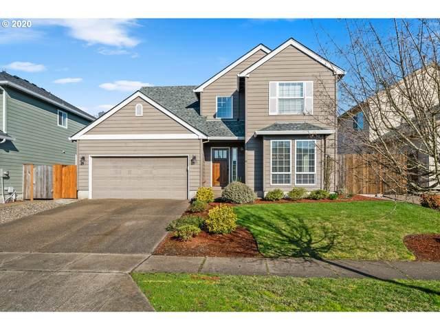11335 SW Clifford St, Beaverton, OR 97008 (MLS #20505129) :: Homehelper Consultants