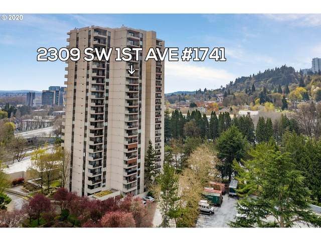 2309 SW 1ST Ave #1741, Portland, OR 97201 (MLS #20505175) :: Next Home Realty Connection