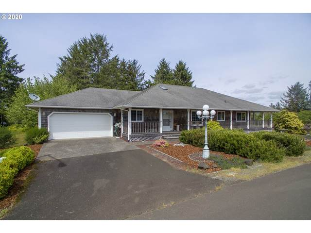 1045 Summit Ave, Gearhart, OR 97138 (MLS #20505200) :: Premiere Property Group LLC