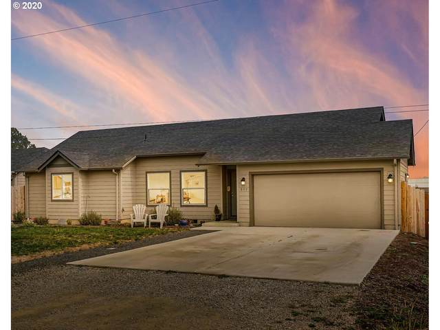 895 N 12TH St, Philomath, OR 97370 (MLS #20505425) :: Coho Realty