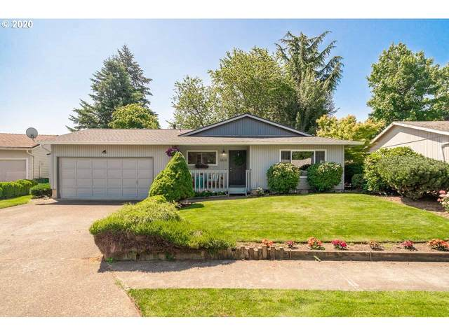 2438 SW 23RD Cir, Troutdale, OR 97060 (MLS #20505564) :: Townsend Jarvis Group Real Estate