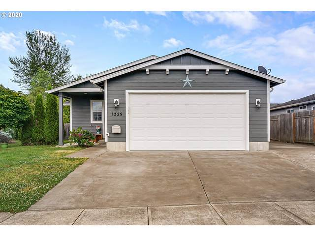 1229 46TH Ave, Sweet Home, OR 97386 (MLS #20505956) :: Beach Loop Realty