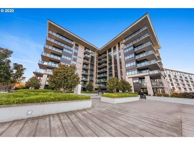 1830 NW Riverscape St #406, Portland, OR 97209 (MLS #20506425) :: Change Realty
