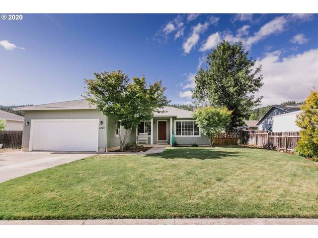 1205 E Second Ave, Sutherlin, OR 97479 (MLS #20506750) :: Townsend Jarvis Group Real Estate