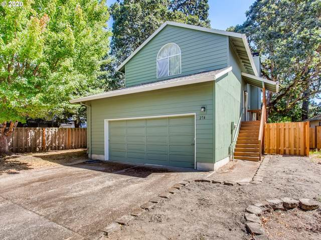 274 NE Park Pl, Hillsboro, OR 97124 (MLS #20506904) :: Beach Loop Realty