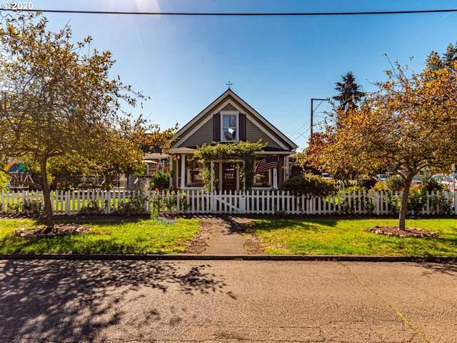 204 E Blakely Ave, Brownsville, OR 97327 (MLS #20506974) :: Stellar Realty Northwest