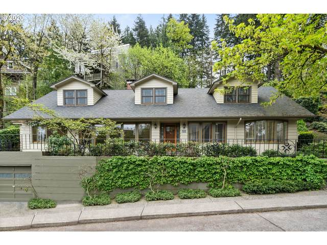 2920 SW Montgomery Dr, Portland, OR 97201 (MLS #20507153) :: Holdhusen Real Estate Group