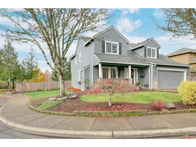 28341 SW Morgan Ct, Wilsonville, OR 97070 (MLS #20507188) :: Townsend Jarvis Group Real Estate