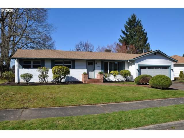 517 NE 106TH Pl, Portland, OR 97220 (MLS #20507510) :: McKillion Real Estate Group