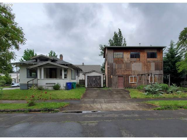 5802 N Kerby Ave, Portland, OR 97217 (MLS #20507873) :: The Liu Group