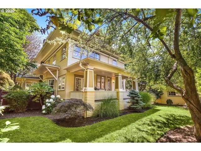 2639 NE 16TH Ave, Portland, OR 97212 (MLS #20507971) :: Holdhusen Real Estate Group