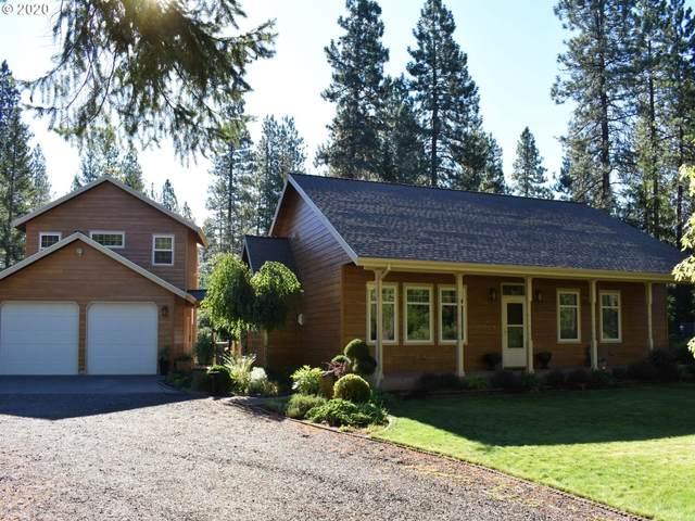 5 Wapiti Way, Trout Lake, WA 98650 (MLS #20507974) :: Townsend Jarvis Group Real Estate