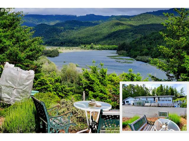 95737 N Bank Rogue, Gold Beach, OR 97444 (MLS #20508003) :: Cano Real Estate