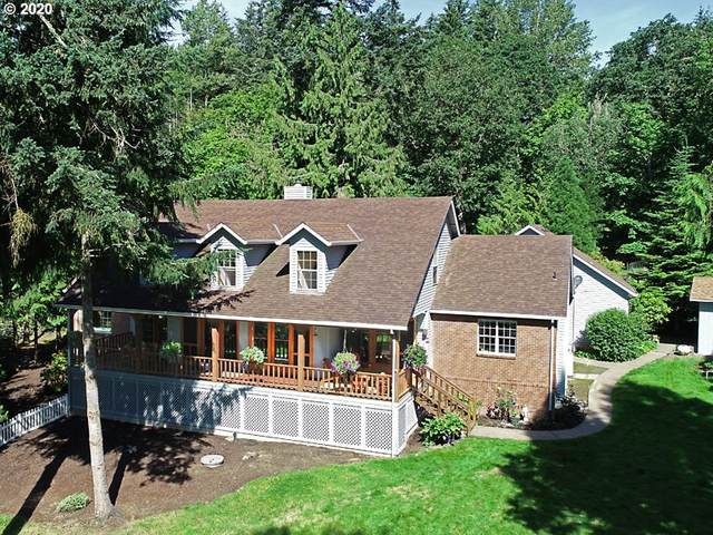 35525 NE Wilsonville Rd, Newberg, OR 97132 (MLS #20508005) :: McKillion Real Estate Group