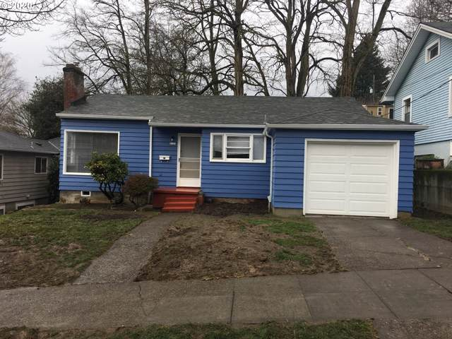2123 SE 31ST Ave, Portland, OR 97214 (MLS #20508193) :: The Liu Group