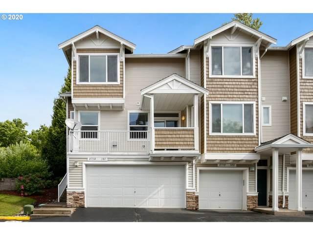 8710 SW 147TH Ter #101, Beaverton, OR 97007 (MLS #20508233) :: Fox Real Estate Group