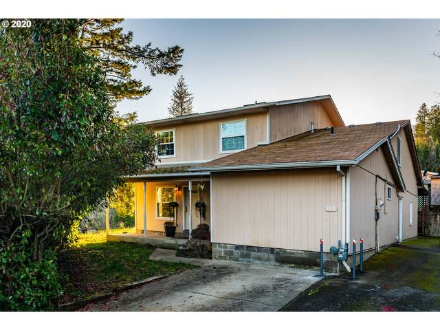 100 Canyon View St, Canyonville, OR 97417 (MLS #20508302) :: Townsend Jarvis Group Real Estate