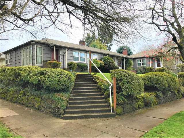 2904 SE 28TH Ave, Portland, OR 97202 (MLS #20508563) :: Fox Real Estate Group