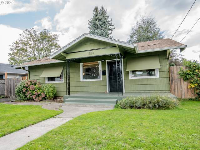 4524 NE 84TH Ave, Portland, OR 97220 (MLS #20508612) :: Fox Real Estate Group